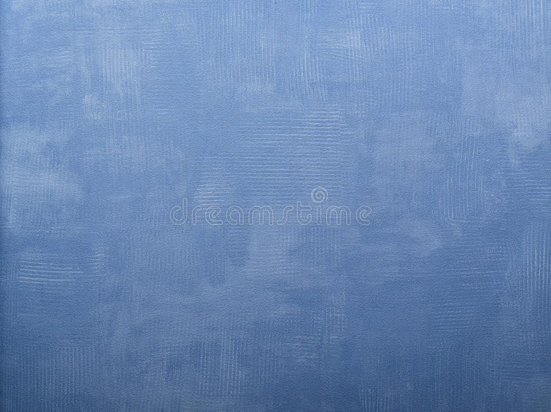 蓝色墙纸 库存图片