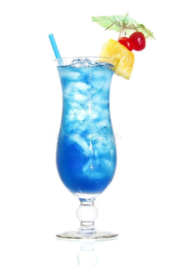 蓝色夏威夷人 免版税库存图片