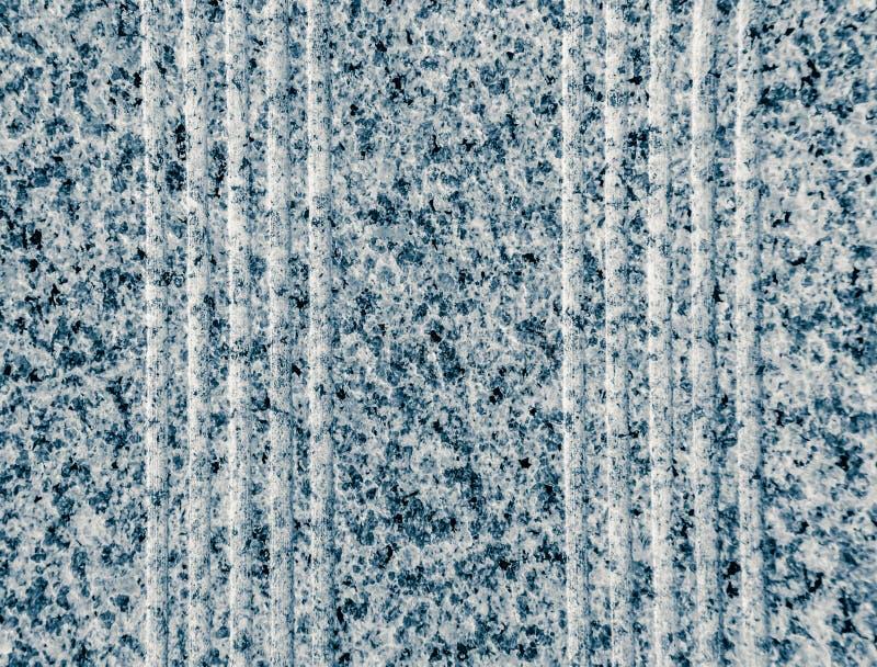 蓝色大理石纹理背景 图库摄影