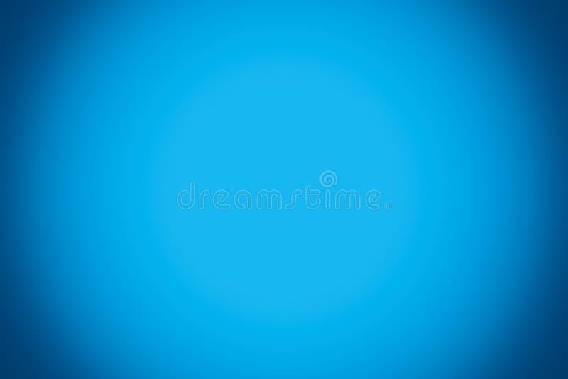 蓝色弄脏梯度抽象背景摘要 免版税库存照片
