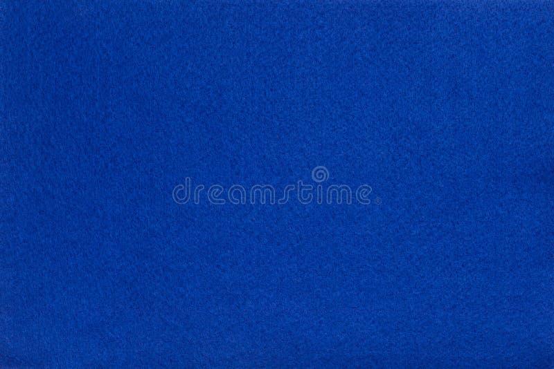 蓝色感觉组织布料,特写镜头纹理背景 库存图片