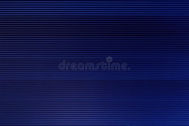 蓝色抽象金属背景 库存照片