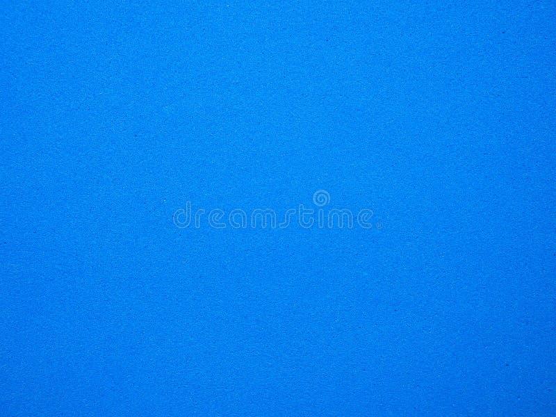 蓝色无缝的背景,蓝色泡沫, 免版税图库摄影