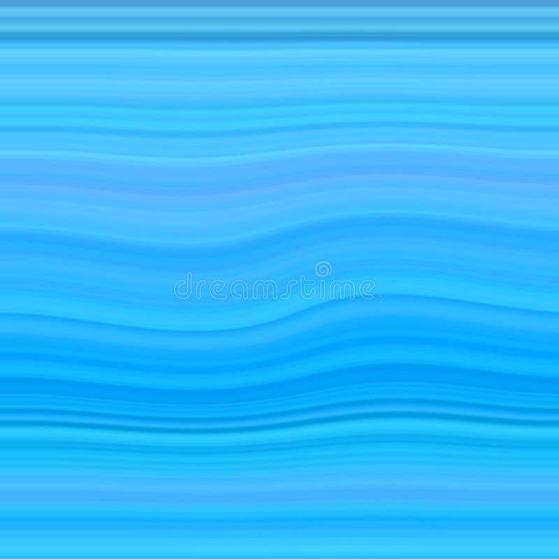 蓝色柔和的模式 免版税库存照片