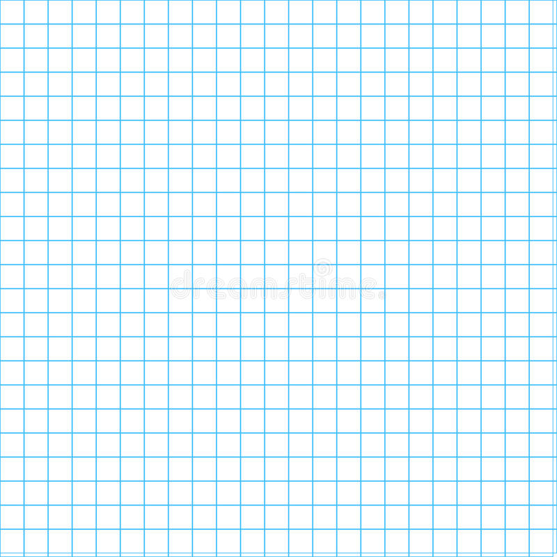 蓝色栅格 免版税库存图片