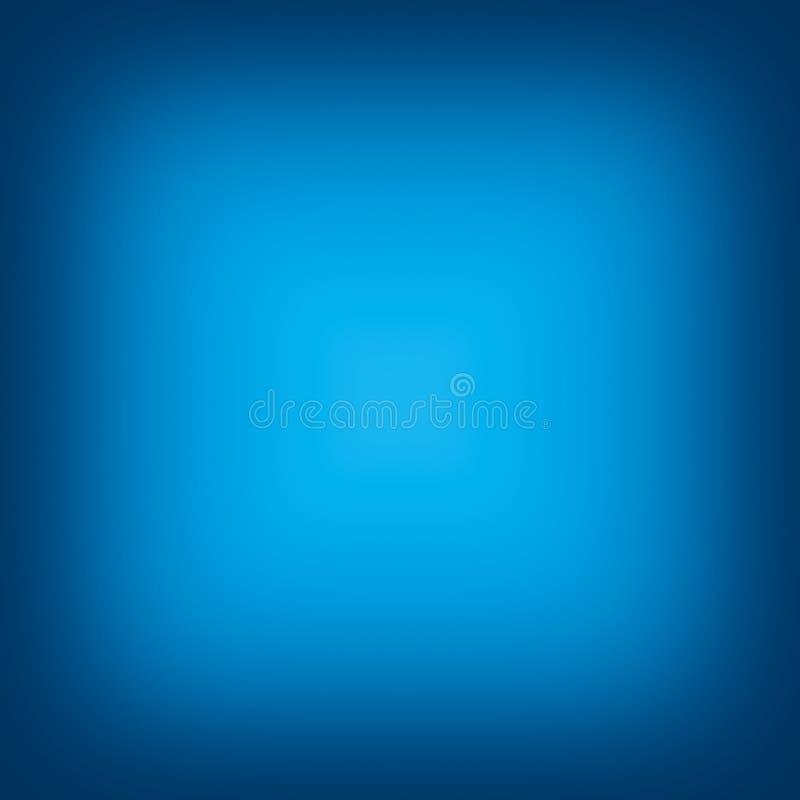 蓝色梯度摘要背景 库存照片