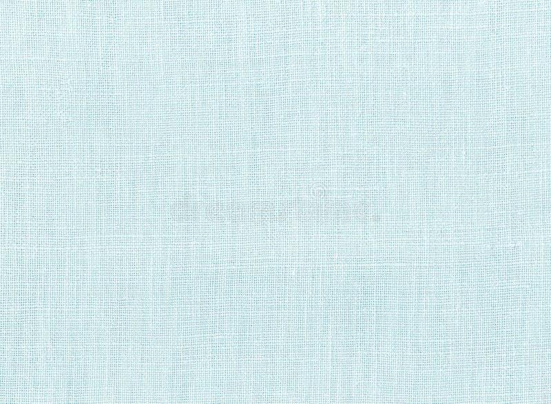 蓝色棉织物 库存照片