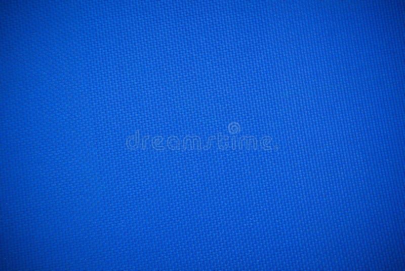 蓝色模式纹理 免版税库存照片