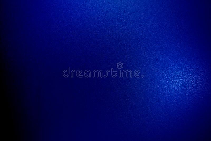 蓝色箔背景图表金属淡光银纹理 Ab 库存图片