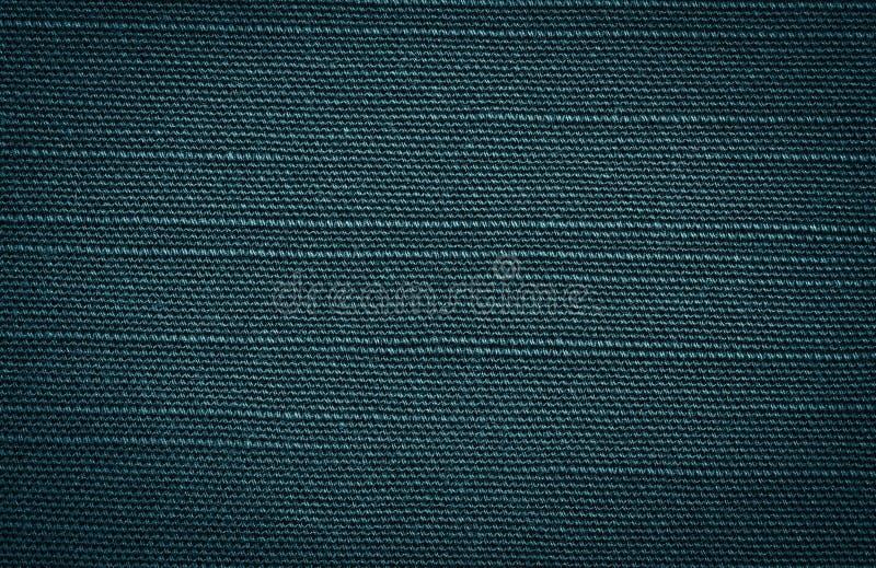 蓝色粗糙的帆布 库存图片
