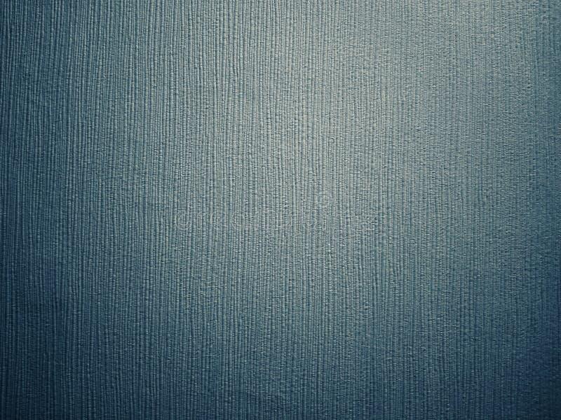 蓝色纹理是线和空间 免版税库存图片