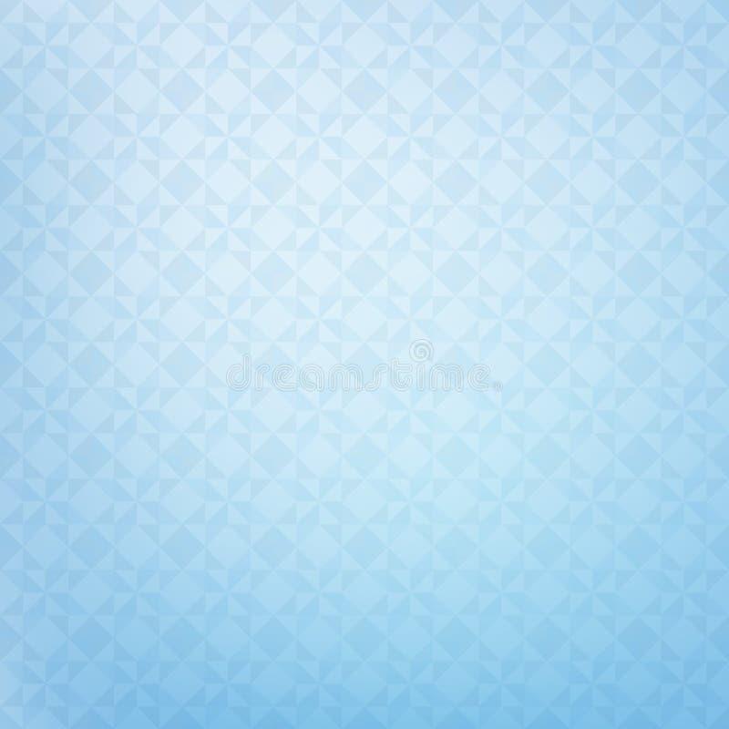 蓝色背景 向量例证
