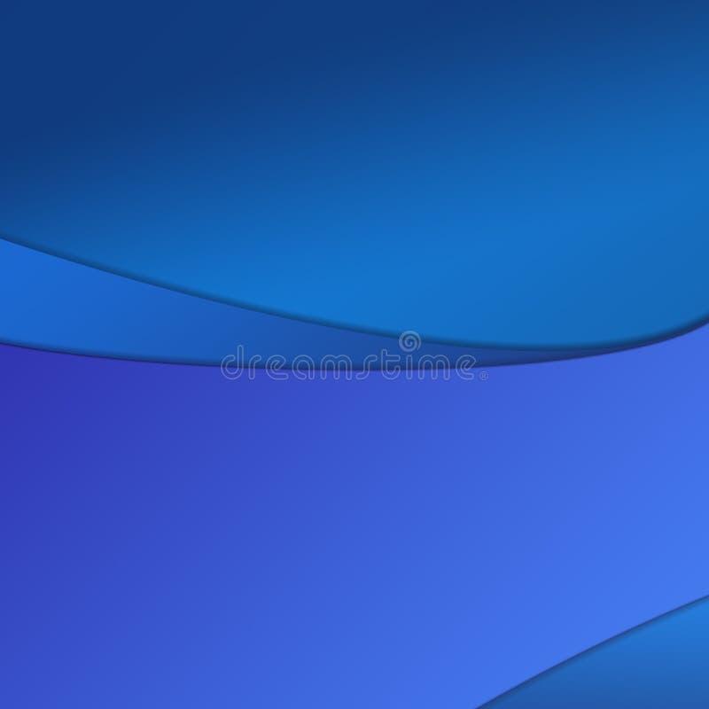 蓝色通知 库存图片