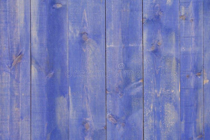 蓝色门模式 免版税库存照片