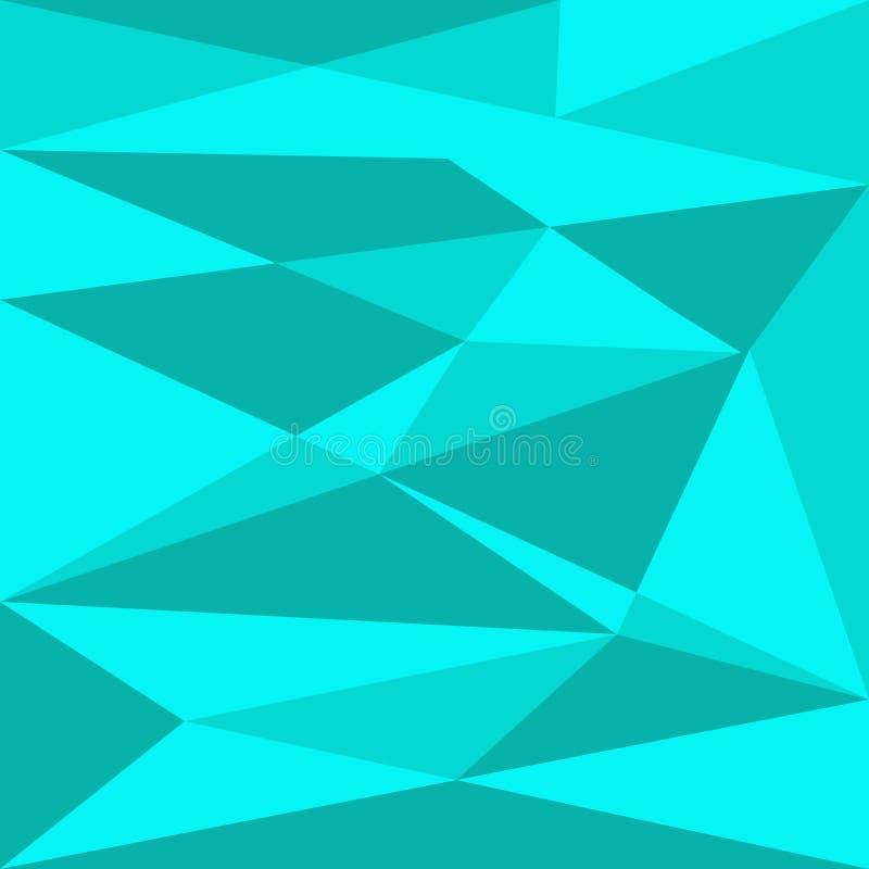 蓝色vektor背景 皇族释放例证