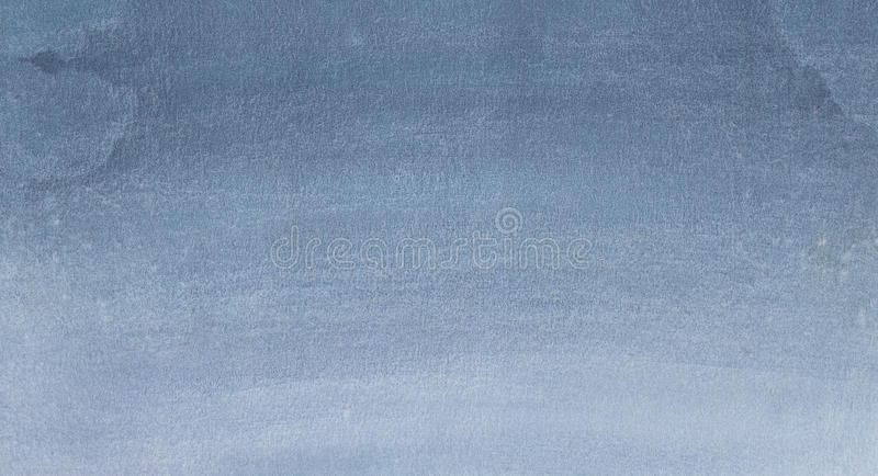 蓝蓝灰色水彩纹理 向量例证