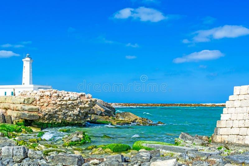 蓬塔圣卡塔尔多二莱切,意大利 免版税库存图片