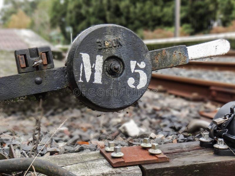 蓬特德乌梅火车站 免版税库存照片