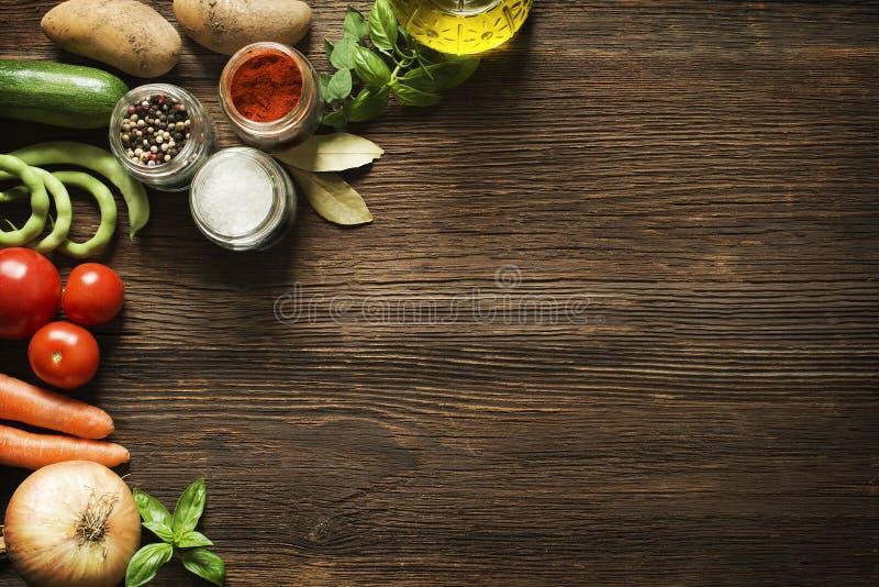 蔬菜背景 库存图片