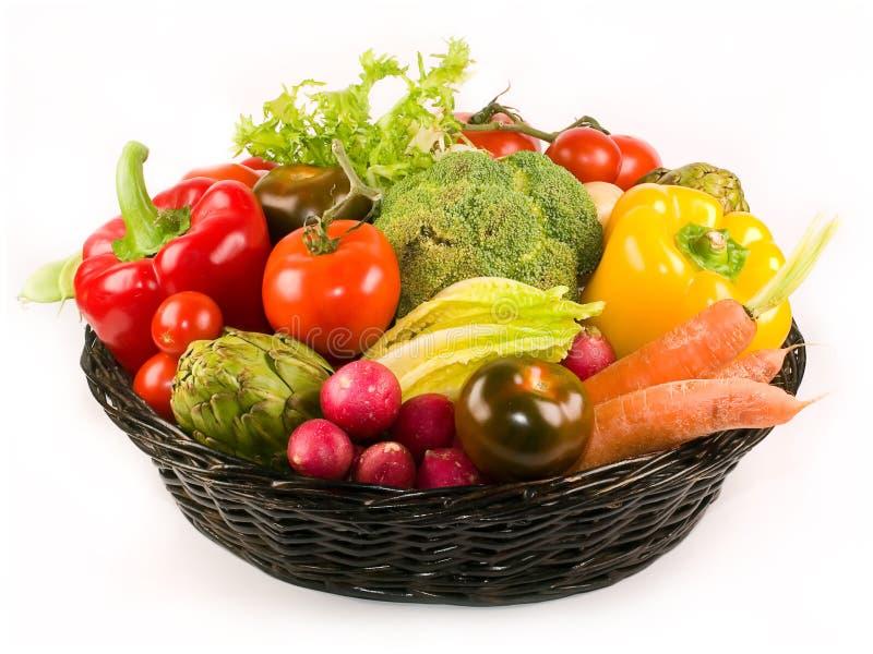 蔬菜 免版税库存照片