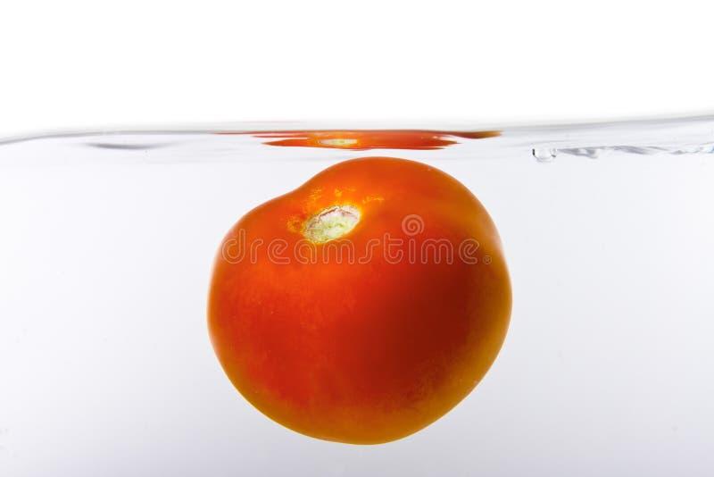 蕃茄水 免版税库存照片