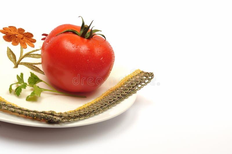蕃茄 库存照片