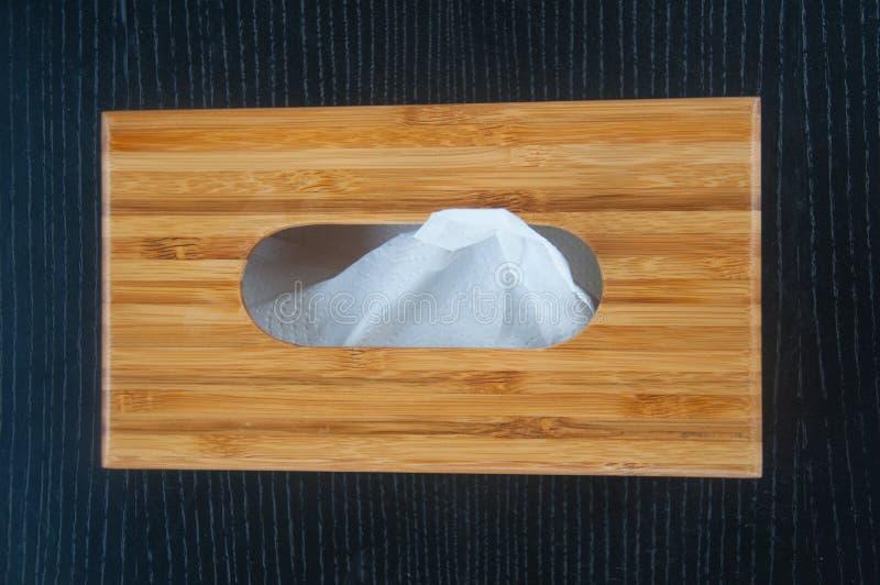 薄纸箱子 库存图片