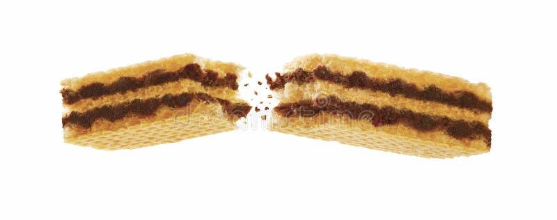 薄酥饼饼干 免版税库存照片