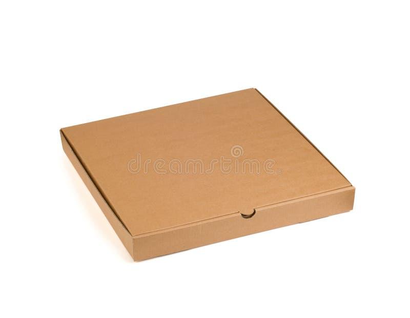 薄饼箱子 图库摄影