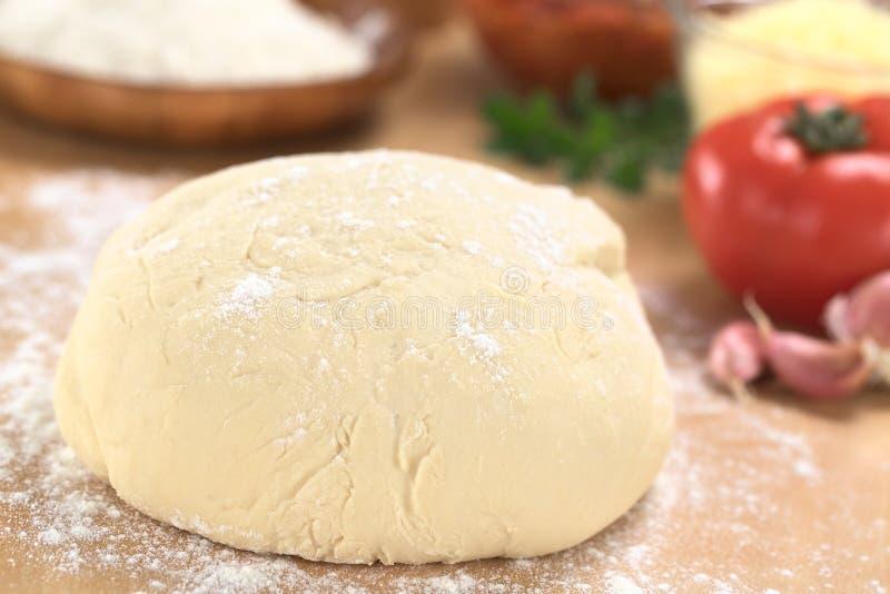 薄饼面团 图库摄影