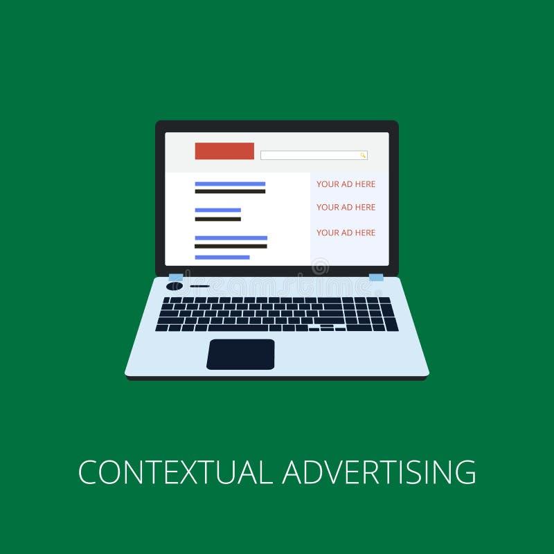 薪水每副点击平的样式横幅 互联网广告,网上营销概念 网络设计的,市场现代例证 库存例证
