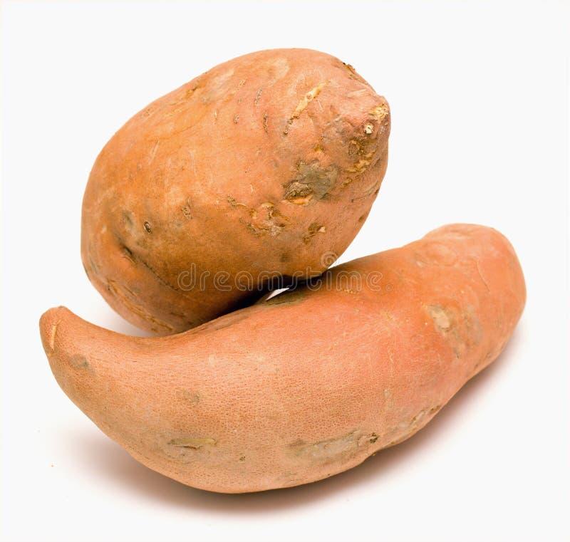 薯类 库存照片