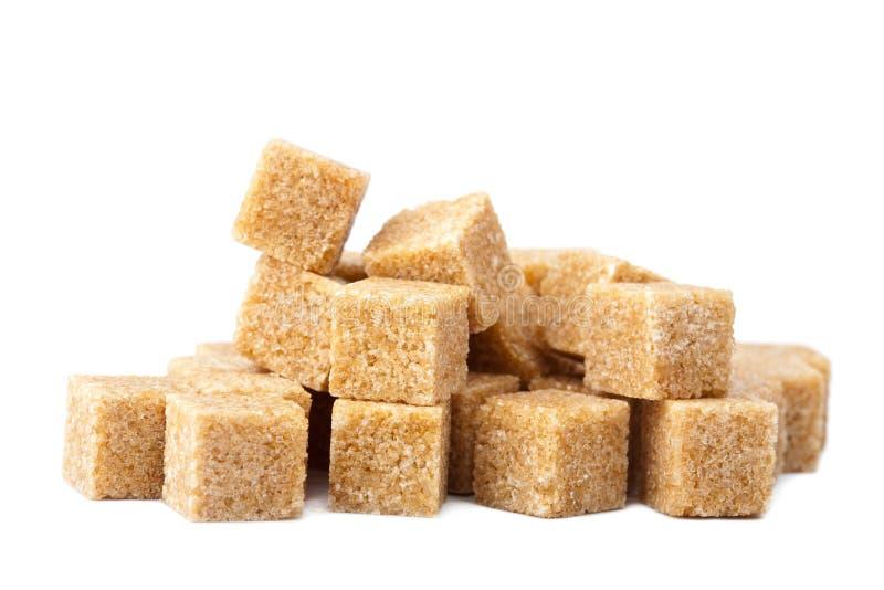 藤茎多维数据集查出的糖 免版税图库摄影
