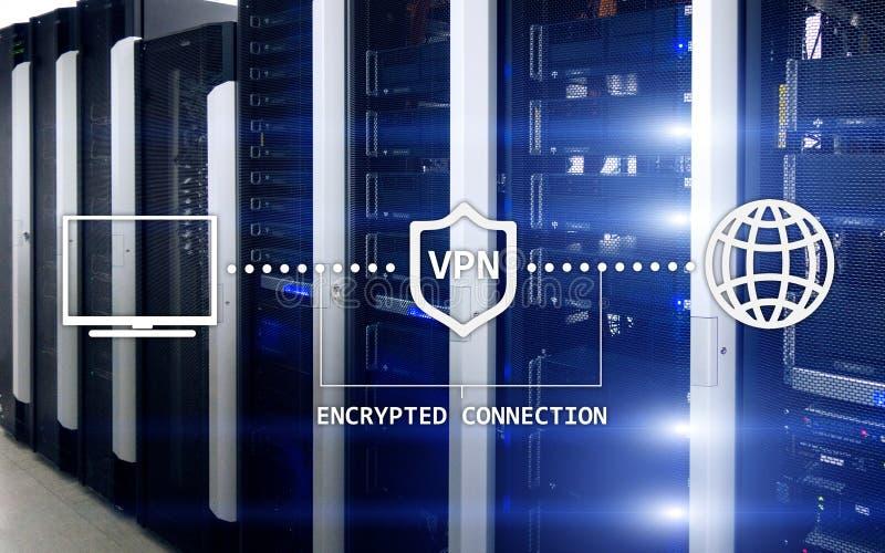虚拟专用网络, VPN,资料加密, IP替补 库存图片