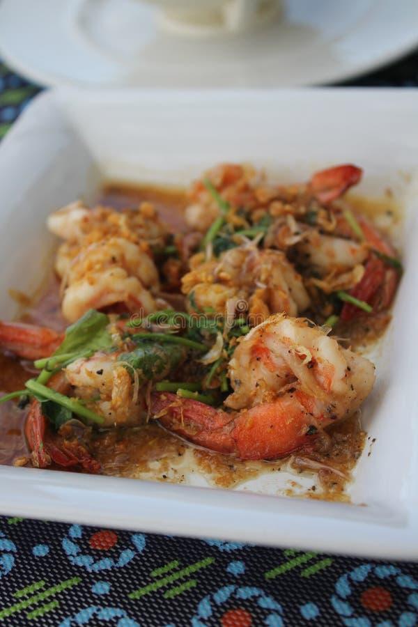 虾食物 库存图片
