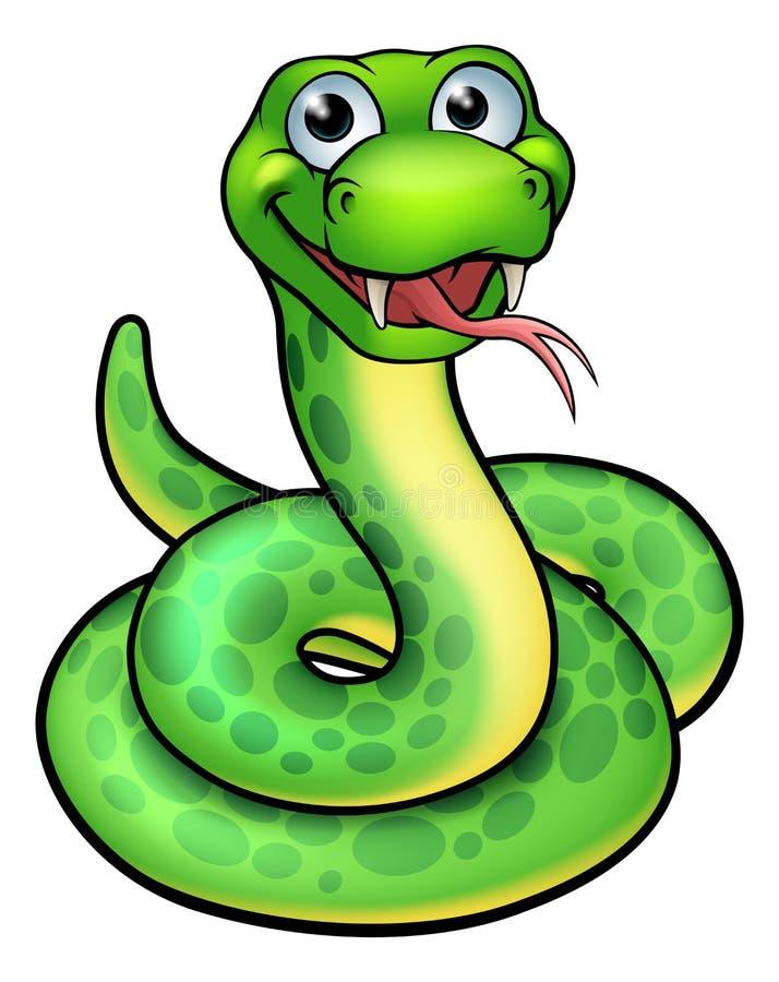 蛇漫画人物