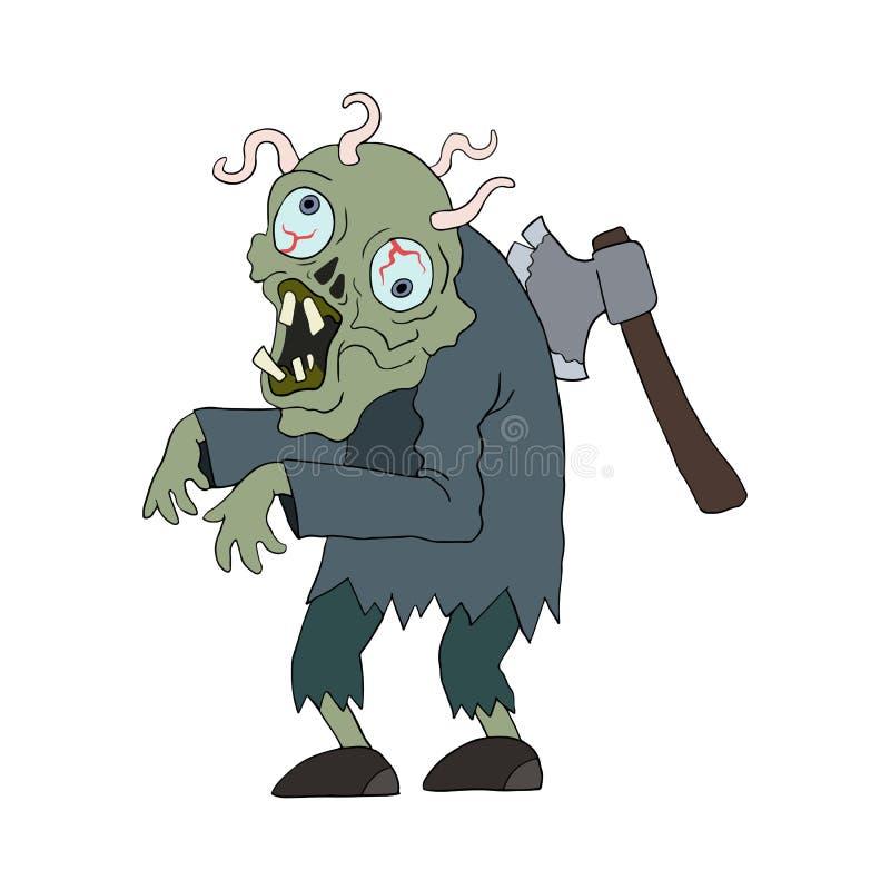 Download 蛇神人漫画人物 向量例证. 插画 包括有 死亡, 幻想, 妖怪, 居住, 字符, 五颜六色, 鬼魂, 查出 - 59101753
