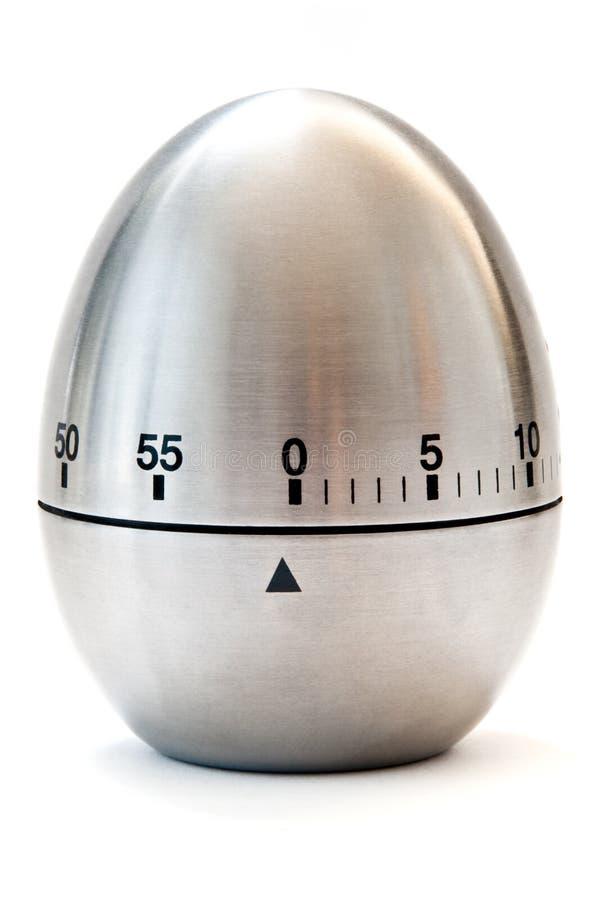 蛋定时器 免版税库存照片