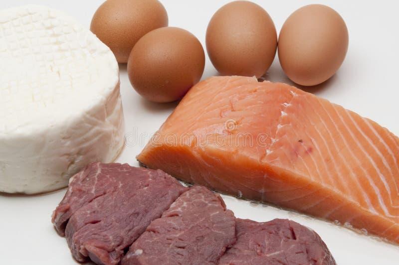 蛋白质 图库摄影