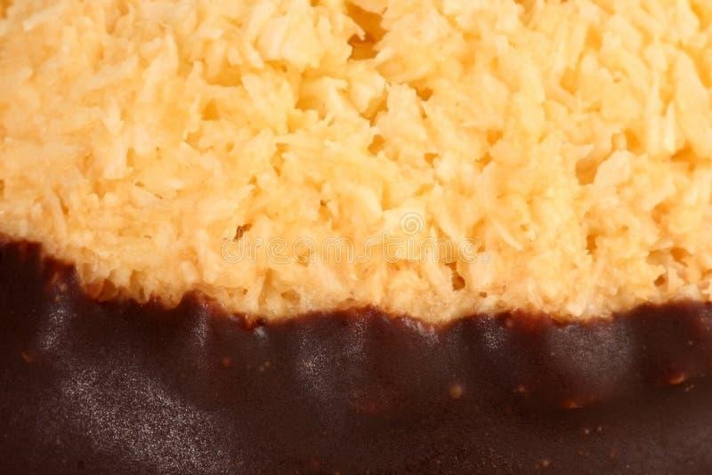 蛋糕椰树 库存照片