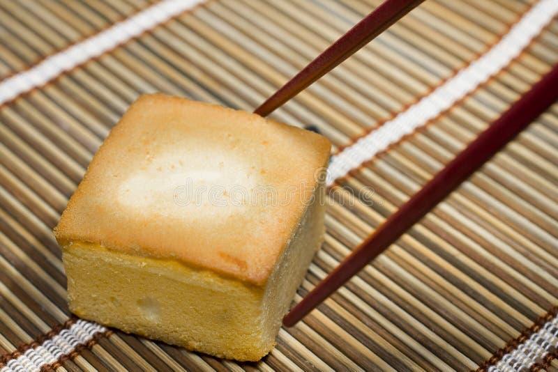 蛋糕汉语 库存图片