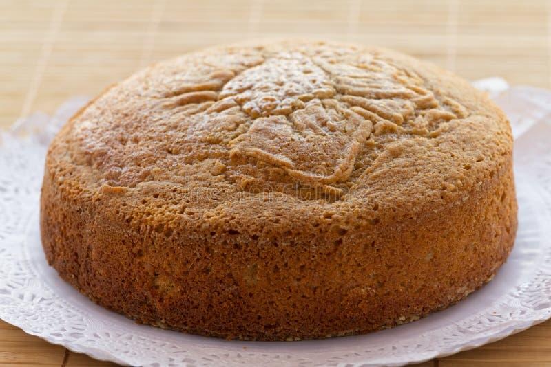蛋糕海绵 库存照片