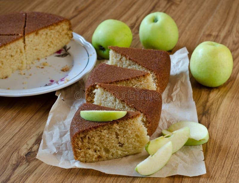 蛋糕用粗面粉 库存图片