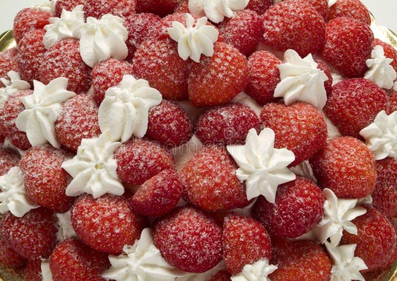 Download 蛋糕草莓 库存照片. 图片 包括有 纹理, 装饰, 草莓, 酥皮点心, 食物, 意大利, 可口, 蛋糕, 肥胖 - 300844