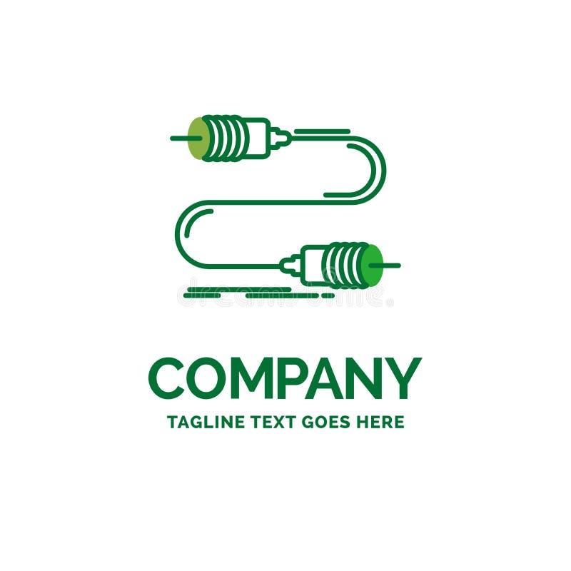 蜂声,通信,互作用,营销,导线平的事务 向量例证