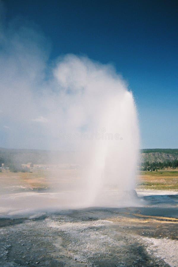 蜂箱喷泉 图库摄影