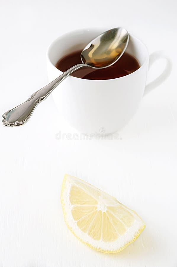 蜂蜜茶 库存照片
