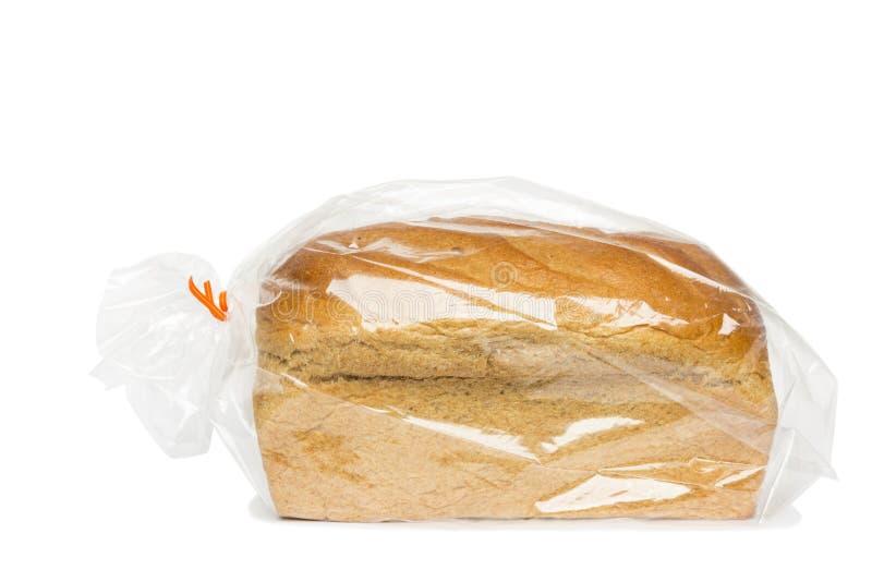 蜂蜜麦子面包大面包 库存图片