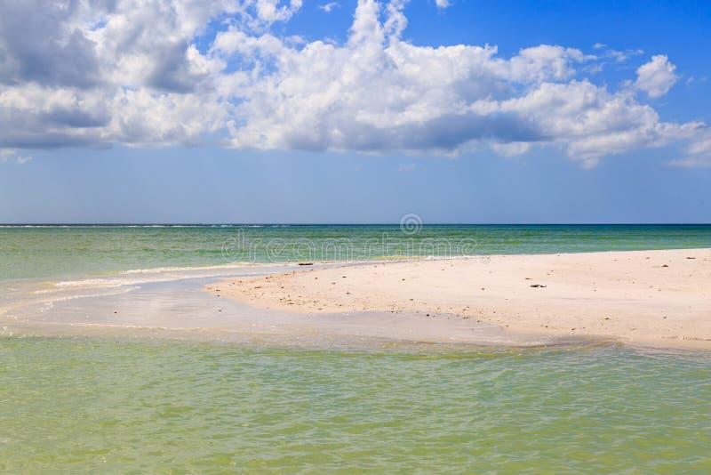 蜜月海岛 免版税库存图片