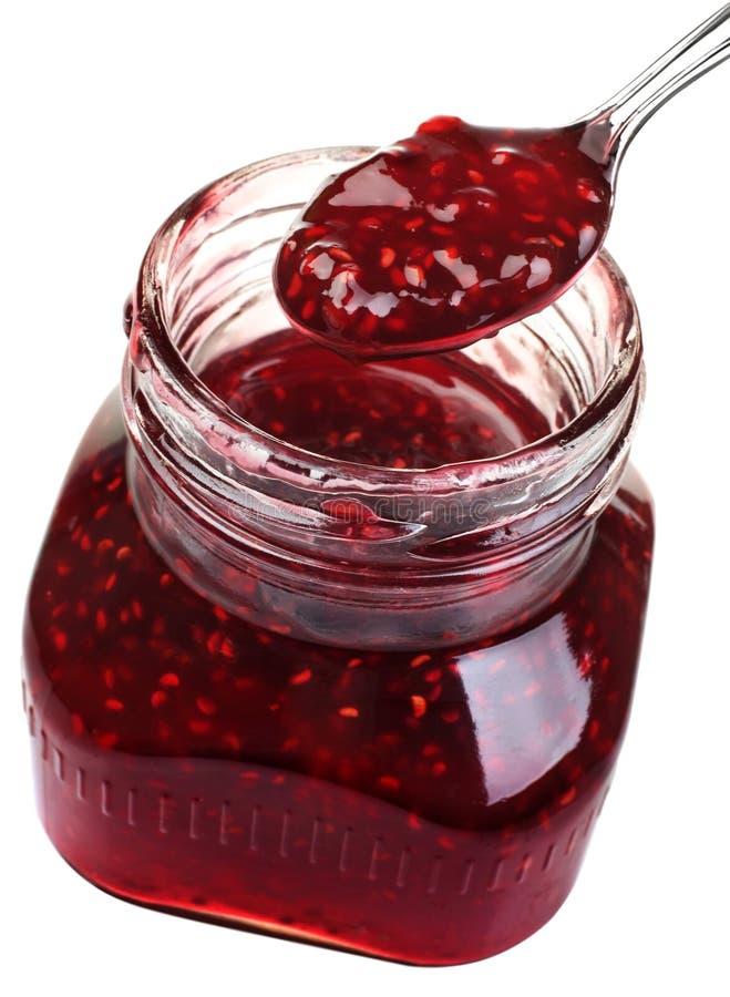 蜜饯莓 库存照片